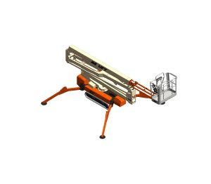Product: X23J / X700AJ / Light Lift 23.12 - Compact Crawler Boom