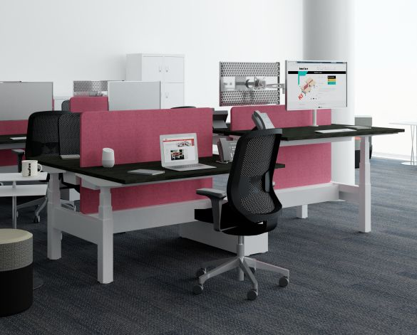 Product: Work2.1  Sit - Stand