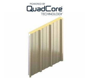 Product: Kingspan Trapezoidal Wall Panel