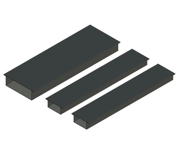 Product: Chequer Plate Floor Trunking