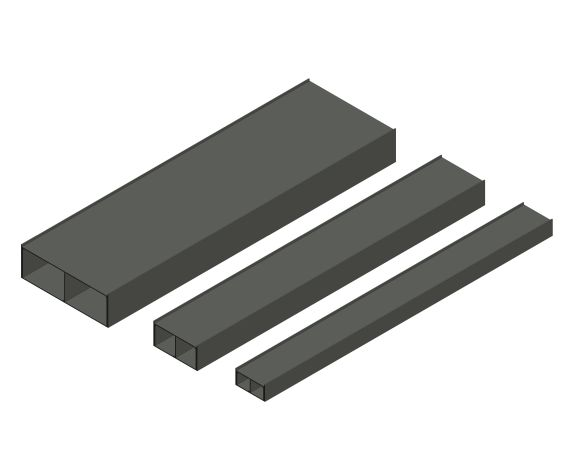 Product: Recessed Lid Floor Trunking