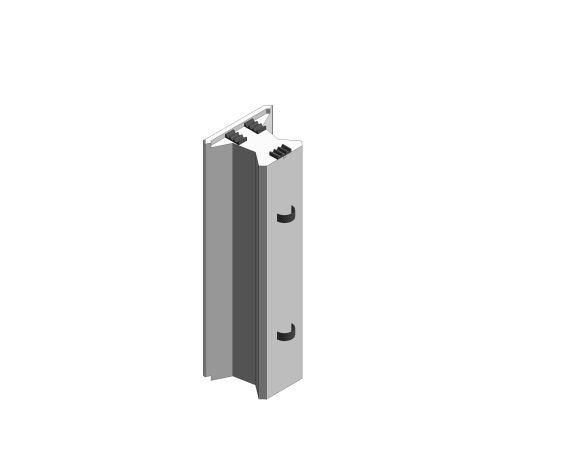 bimstore 3D image of the Corner Element from Maccaferri