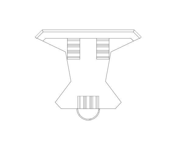 bimstore plan image of the Corner Element from Maccaferri