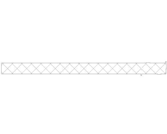 bimstore plan image of the Paraweb Geostrap from Maccaferri