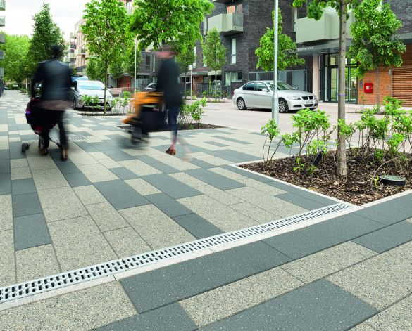 Product: Conservation X Paving