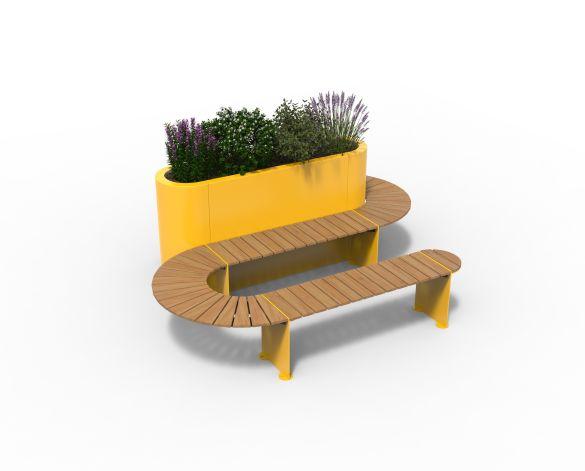 Product: RhinoGuard Kirkos Street Furniture