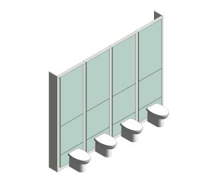 Product: Maxwall Glass Ducting System
