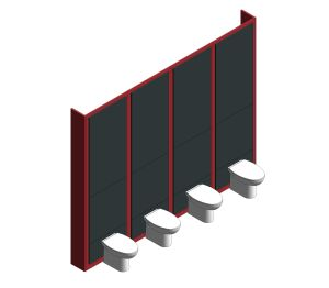 Product: Maxwall HPL Ducting System