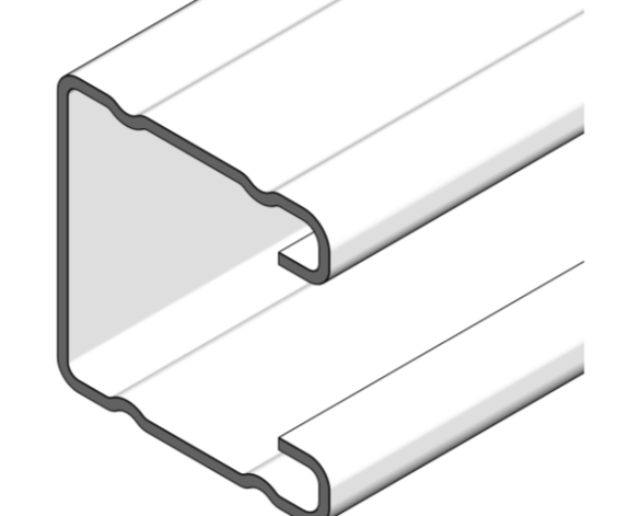 Product MS4115 - Slotted