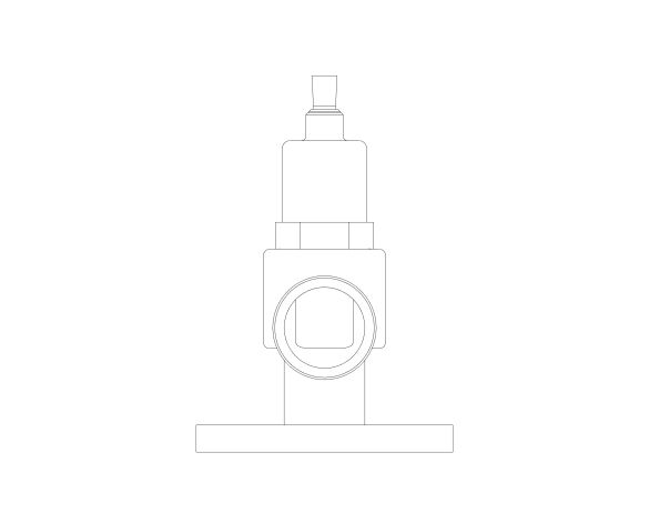 bimstore front image of the NABIC Fig 500F - High Lift Safety Valve