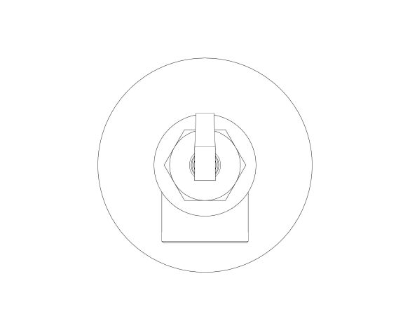 bimstore plan image of the NABIC Fig 500F - High Lift Safety Valve