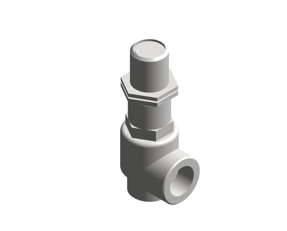 bimstore 3D image of the NABIC Fig 500FN - Pressure Relief Valve