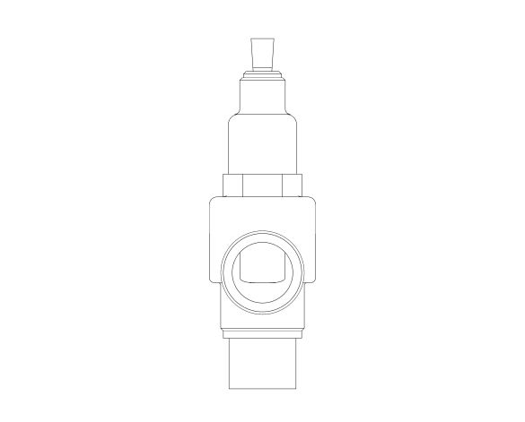 bimstore front image of the NABIC Fig 500SS - High Lift Safety Valve