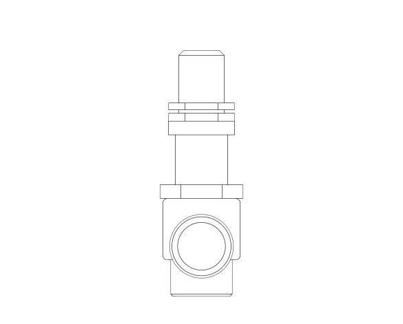 bimstore front image of the NABIC Fig 542L - Pressure Relief Valve