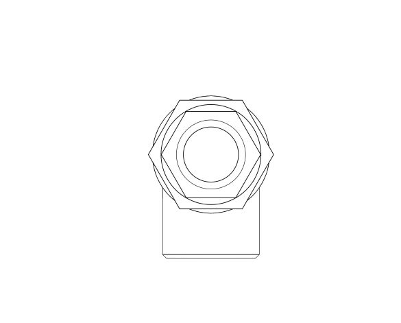 bimstore plan image of the NABIC Fig 542L - Pressure Relief Valve