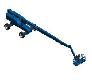 Product: Telescopic Boom Lift - 1350SJP