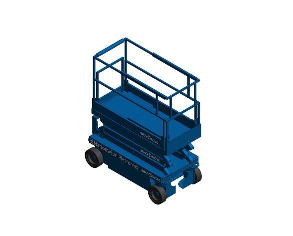 Product: Vertical Lifting Platform - 3219