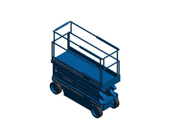 Product: Vertical Lifting Platform - 3226