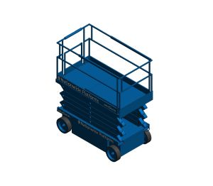 Product: Vertical Lifting Platform - 4740