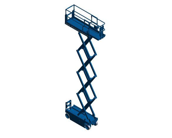 Product: Scissor Lift - GS2632