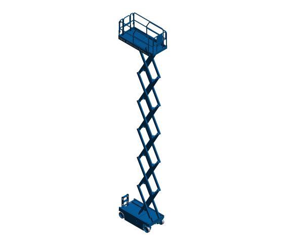 Product: Scissor Lift - GS4047