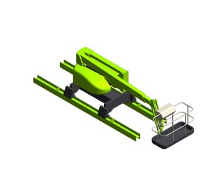 Product: DR15 | 15.7m Self Propelled