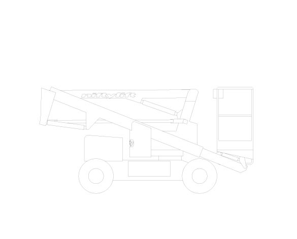 Product: HR12 4x4 | 12.2m Self Propelled
