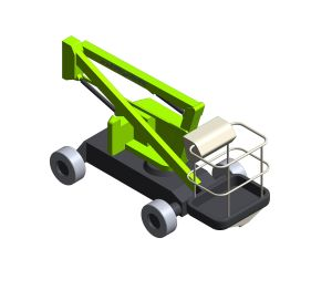 Product: HR12L | 12.1m Self Propelled