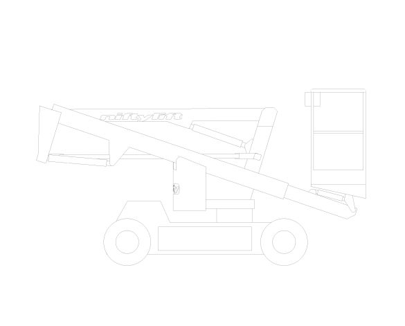 Product: HR12N | 12.2m Self Propelled