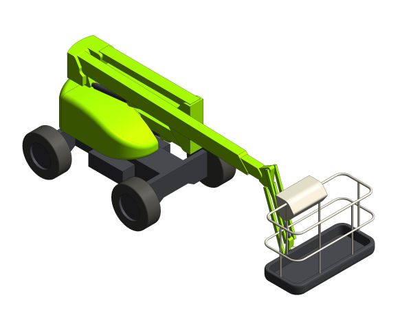 Product: HR15 4x4   15.7m Self Propelled