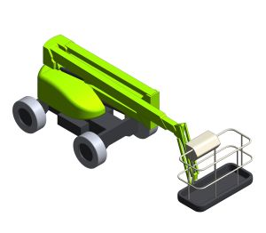 Product: HR17 4x4 | 17.2m Self Propelled