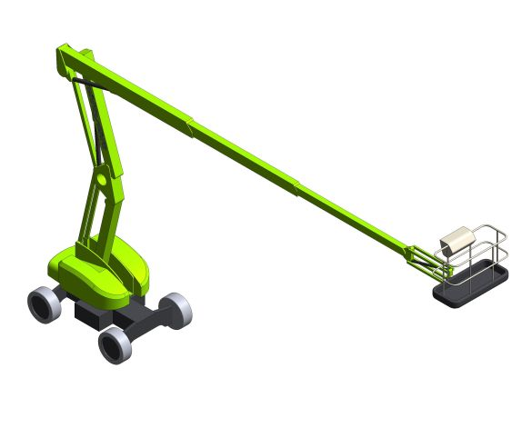 Product: HR21 2x4   20.8m Self Propelled