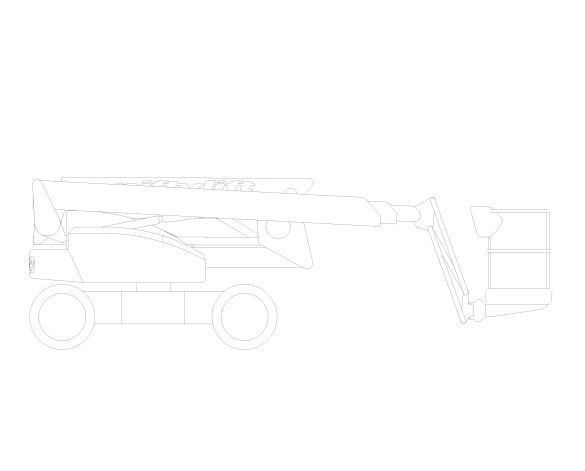 Product: HR21 4x4 | 20.8m Self Propelled