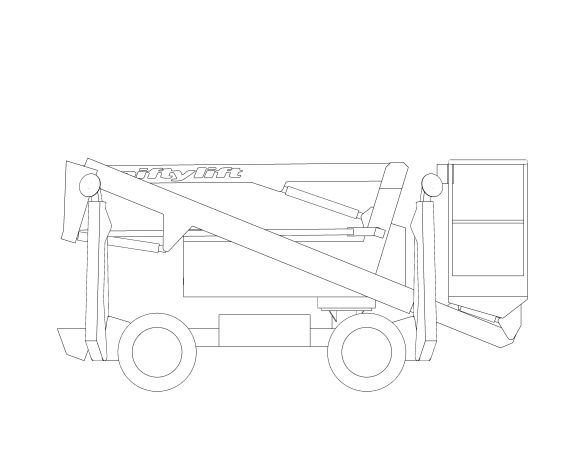 Product: SD120T 4x4   12.65m Self Drive