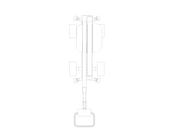 Product: SD210 4x4x4   21.3m Self Drive
