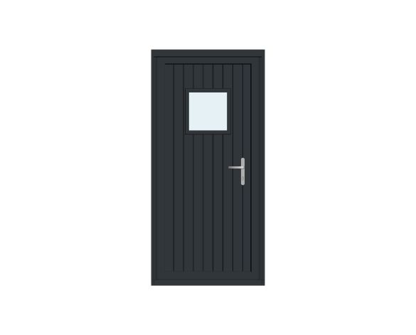 Product: Single Leaf Front Door - Kensington - TR 02