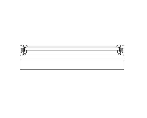 Product: OW-80 Aluminium Window