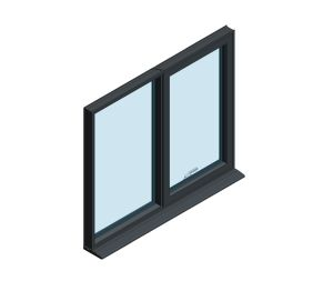 Product: OW-80 Aluminium Window