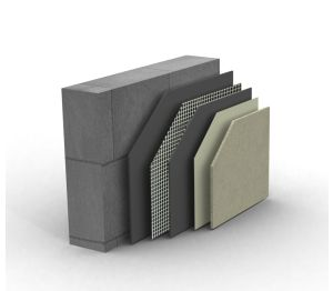 Product: Exterior Render System