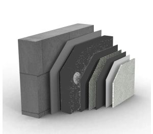 Product: EPS Premium External Wall Insulation System