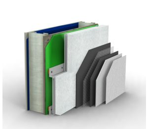 Product: Track EPS External Wall Insulation System