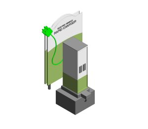 Product: Rapid Charging Point