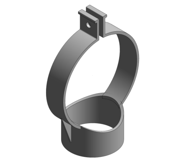 Product: Ring Seal Soil - Strap Boss