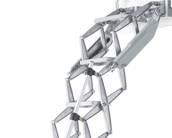 Product: Elite Retractable Loft Ladder