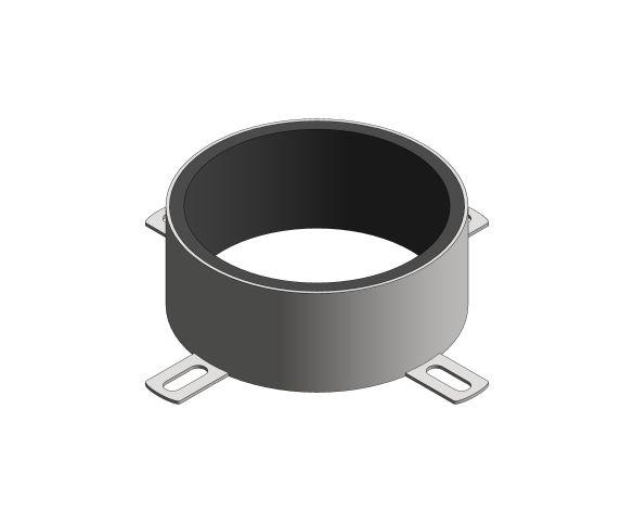 bimstore 3D image of Quelfire - QWR Fire Collar