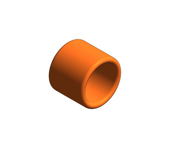 bimstore 3D image of Quelfire - QWW Intumescent Pipe Wrap