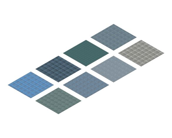 bimstore 3D image of the Riven from Rawson Carpet Solutions