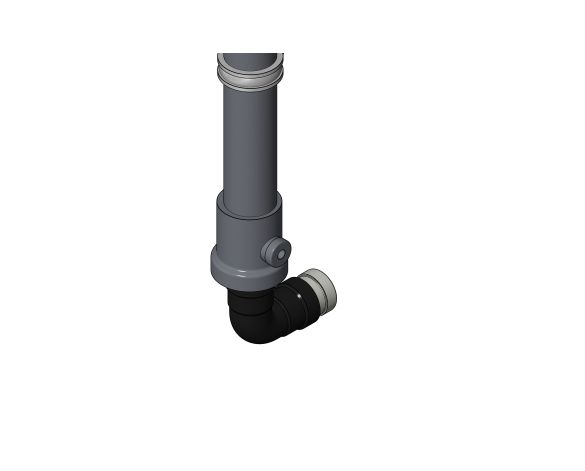 bimstore 3D base image of the Pipe HEX from Recoup Energy Solutions