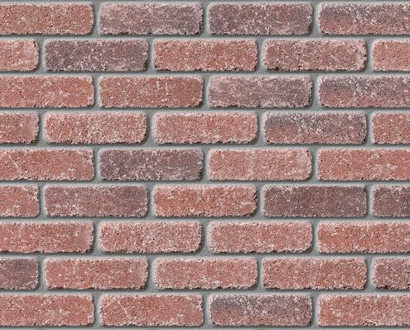 Product: Rumbled Georgian Blend Concrete Brick