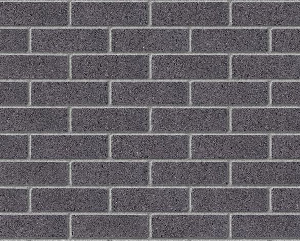Product: Smooth Charcoal Grey Concrete Brick